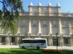 Alquiler minibus Madrid | minibus-Madrid-Palacio-de-Liria