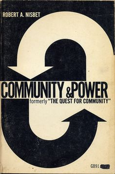 Community & Power designed by Fred Hausman