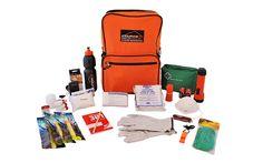 1 person Grab 'n' Go kit - Civil Defence Home - Survive it Ltd
