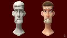 Becket by David Barrero Zbrush Character, 3d Model Character, Character Modeling, Character Concept, Character Art, 3d Modeling, Character Reference, Character Ideas, Concept Art