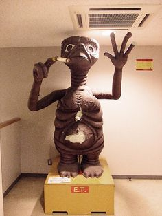 Japanese E.T.   Flickr - Photo Sharing!