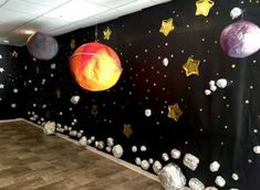 vbs themes camping / vbs themes ` vbs themes ideas ` vbs themes for 2020 ` vbs themes ideas vacation bible school ` vbs themes 2020 ` vbs themes under the sea ` vbs themes bible ` vbs themes camping Space Theme Decorations, Vbs Themes, School Themes, Outer Space Party, Outer Space Theme, Astronaut Party, Astronaut Costume, Space Theme Classroom, Anniversaire Star Wars