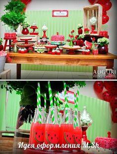 арбузная вечеринка - Поиск в Google