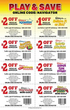 Smoky Mountains - Pigeon Forge Coupons - Gatlinburg Discount Coupons Gatlinburg Coupons, Gatlinburg Vacation, Tennessee Vacation, Smoky Mountains Attractions, Mountain Vacations, Shopping Coupons, Pigeon Forge, Discount Coupons, Spring Break
