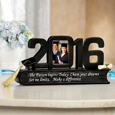 Class of 2016 - Graduation Picture Frame With Hat And Tas... http://www.amazon.com/dp/B01BZQ6TB6/ref=cm_sw_r_pi_dp_hfNoxb0DBD8G3