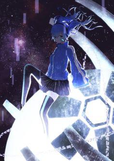 Image de anime, anime girl, and kagerou daze