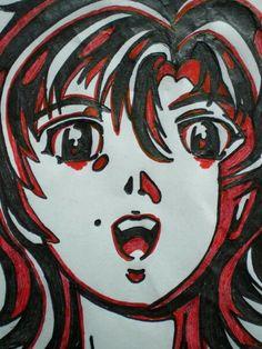 Manga Japanese Art, Art Forms, Printmaking, Rooster, Graffiti, Fairy, Year 9, Carving, Cartoon