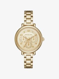 Sleek and sophisticated, our gold-tone Kohen watch features a slim silhouette that gives it a minimalist look and feel. Style it with a complementing cuff or wear it solo for a timeless finish to any ensemble.