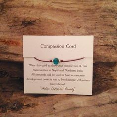 Image of Fund raising Compassion Chord