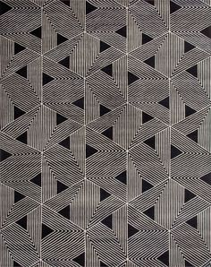 Tokyo - Rug Collections - Designer Rugs - Premium Handmade rugs by Australia's leading rug company design Geometric Patterns, Graphic Patterns, Surface Design, Surface Pattern, Design Textile, Tapis Design, Boho Pattern, Pattern Art, Motifs Textiles