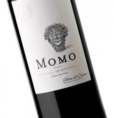 Momo 2009, un viño interesante (e económico) da Ribeira do Douro Bottle, Gastronomia, Wine, Flask