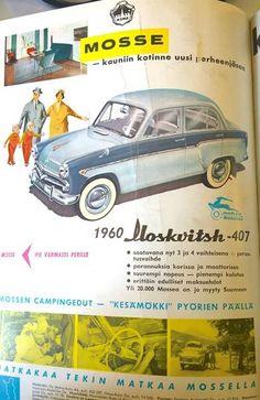 Mosse - 1960