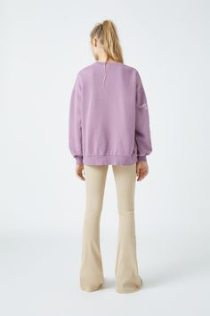 Malva, Bell Sleeves, Bell Sleeve Top, Pull N Bear, Tops, Women, Fashion, Full Sleeves, Neckline
