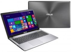 Notebook Asus X550LN Intel Core i5 8GB 1TB - Windows 8.1 LED 15,6 HDMI Placa de Vídeo 2GB