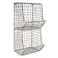Mini Rustic Wire General Store Wall Bin, http://www.amazon.com/dp/B018INI9W6/ref=cm_sw_r_pi_s_awdm_25uIxb7N463V9