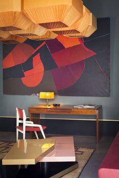 Dimore Studio, le design scénographié