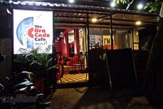 We present to you the exclusive first look of 'The Bro Code Cafe' , developed and penned down by the Respected Barney Stinson from How I Met Your Mother!  #TheBroCodeCafe #Cafe #Coffee #Snacks #CafeForBoys #CityShorPune