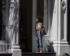 On the Street - Wooster Street, New York | THE STYLESEER