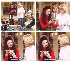 I loved the Nanny!
