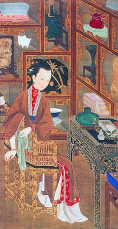 The Yongzheng Emperor (Chinese: 雍正帝) (13 December 1678 – 8 October 1735), born Yinzhen (胤禛), was the fifth emperor of the Manchu-led Qing dynasty and the third Qing emperor to rule over China proper. He reigned from 1723 to 1735. A hard-working ruler, the Yongzheng Emperor's main goal was to create an effective government at minimal expense.