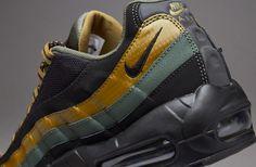 Nike Sportswear Air Max 95 Essential - Carbon Green / Black / Light Green