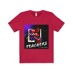 Now trending: I Love the Teachers of the Cosmos Unisex Jersey Short Sleeve Tee http://kirsteinfineart.myshopify.com/products/i-love-the-teachers-of-the-cosmos-unisex-jersey-short-sleeve-tee?utm_campaign=crowdfire&utm_content=crowdfire&utm_medium=social&utm_source=pinterest