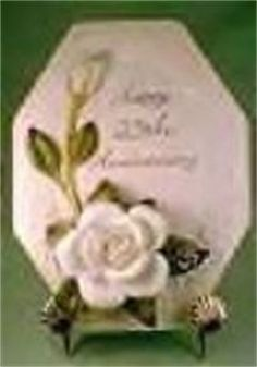 Item # 10012 Wall Plaque : 5th Anniversary Wall Plaque  Price $40.99 each