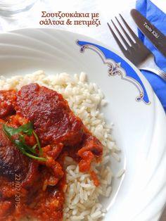 Προσωπικό ημερολόγιο αλμυρών και γλυκών δημιουργιών! Risotto, Cooking Recipes, Ethnic Recipes, Food, Chef Recipes, Essen, Meals, Yemek, Eten