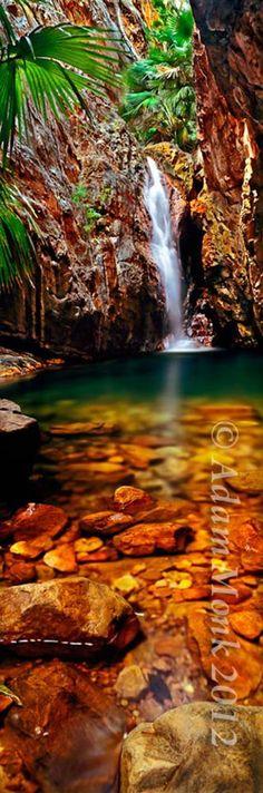 El Questro Falls - Western Australia - photo Adam Monk copyright