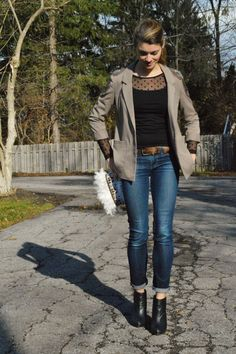 <<Favored Layers>> on PDLS #upcycled #fallfashion