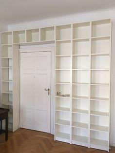 verkaufe billy regale in gutem zustand 3 regale 202 x 28 x 40 je 18 7 aufs tze billy. Black Bedroom Furniture Sets. Home Design Ideas