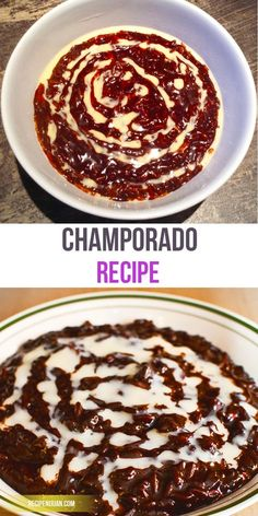 FILIPINO Desserts, Snacks and Sweets. CHAMPORADO (Chocolate Porridge). Things To Remember when Preparing Champorado Recipe