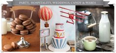 Party The Little Big Company Candy Events Weddings- Clifton Hill, Victoria. Cheap Party Supplies, Online Party Supplies, Wedding Supplies, Lolly Cake, Great Websites, Air Festival, Company Party, Kitchenware, Vintage Ideas