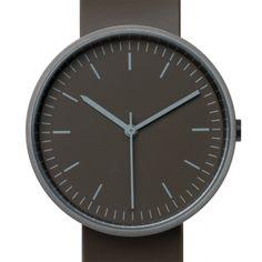 Uniform Wares 103 Series watch by Uniform Wares. Available at Dezeen Watch Store: www.dezeenwatchstore.com