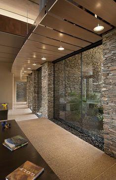 Tiles  Award Winning Modern Luxury Home in Arizona: The Sefcovic Residence