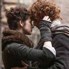 """Come back to me, James Fraser"" via @outlander_starz"