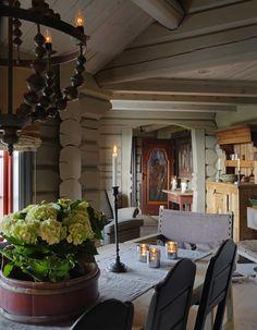Conference Room, Cottage, Interior Design, Outdoor Decor, Log Cabins, Furniture, Home Decor, Cornice, Nest Design