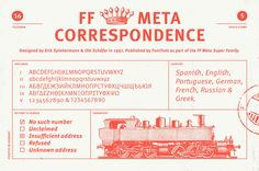 Letternews: Fonts For Correspondence Office Stamps, Contemporary Fonts, Font Shop, Typography Layout, Logo Branding, Logos, Editorial Design, Business, Logo