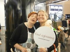 Food is bringing us together! Helsinki, Finland, Place Cards, Place Card Holders, Tours, Joy, Marketing, Glee, Being Happy