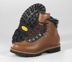 Custom Made Esatto Custom Classic Hiker (Tan Color)