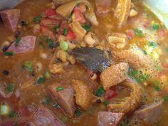 Imagem enviada por Jamille Pavão  Receita de dobradinha com feijão fradinho