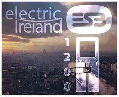 Electric Charge, Ireland, Map, Location Map, Irish, Maps