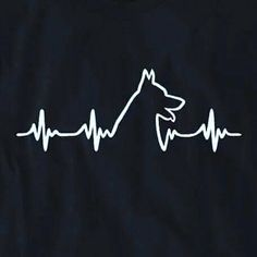 Hundliv=rätt liv by jagiska Dog Tattoos, I Tattoo, Dog Memorial Tattoos, Pet Spa, Australian Cattle Dog, Silhouette Vector, Dog Paws, Beautiful Tattoos, In A Heartbeat