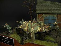 panzer II 1939 model diorama - Szukaj w Google