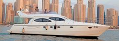 55 FT Yacht -  unique combination of grace and efficiency is what exactly this exclusive yacht is.http://malayachts.ae/55-feet-yacht/