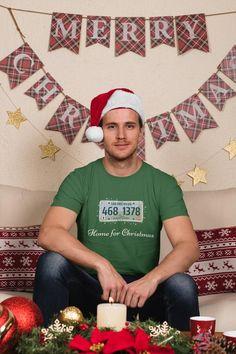Santa Darling Send Champagne Christmas Sweatshirt Sweater Jumper Top Xmas Festive Minimalist Santa