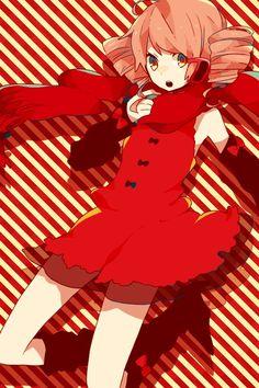 Maco22, Mahou Shoujo Madoka☆Magica, UTAU, Kasane Teto, Charlotte (Madoka Magica), Arm Warmers