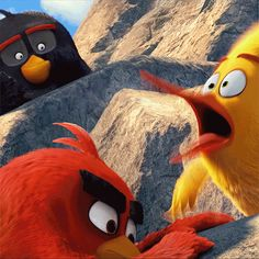 Angry Birds reviews angry birds movie