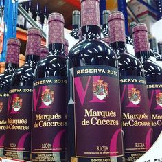Wine not⁉️🍷 winelovers Marqués de Cáceres Reserva