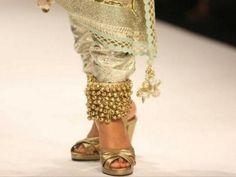 Ghungaroos... Indian anklets